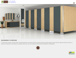 greenlamsturdo.com screenshot