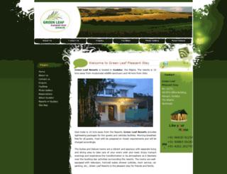 greenleafpleasantstay.com screenshot