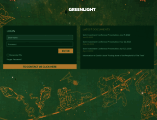 greenlightcapital.com screenshot