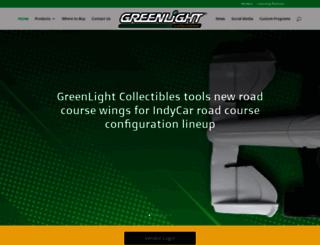 greenlighttoys.com screenshot