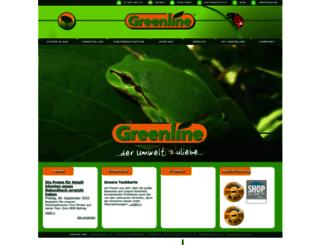greenline-germany.de screenshot