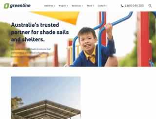 greenline.com.au screenshot