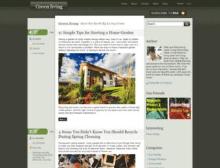 greenliving.nicehomelive.com screenshot