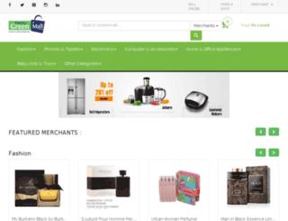 greenmall.ng screenshot