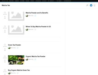 greenmatchatea.kinja.com screenshot