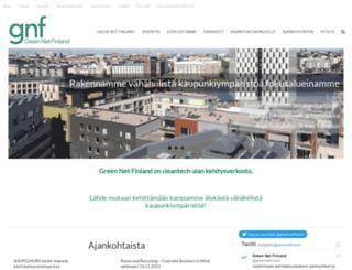 greennetfinland.fi screenshot
