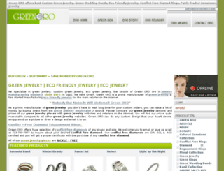 greenoro.com screenshot