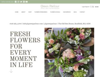 greenparlour.com screenshot