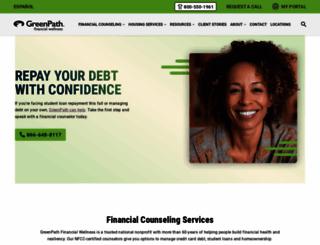 greenpath.com screenshot