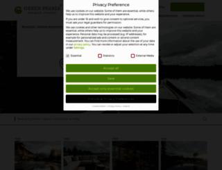 greenpearls.com screenshot