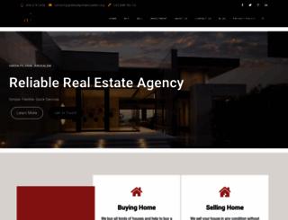 greenpilgrimjerusalem.org screenshot