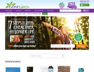 greenplanetparadise.com screenshot