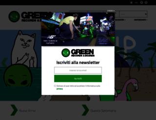 greenrecords.net screenshot