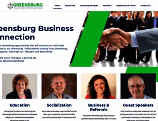 greensburgleads.com screenshot