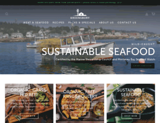 greensburymarket.com screenshot