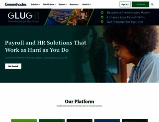 greenshades.com screenshot