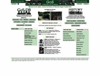greensonscreen.co.uk screenshot