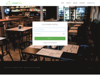 greenspark.clovertwo.com screenshot