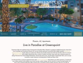 greenspointaz.com screenshot