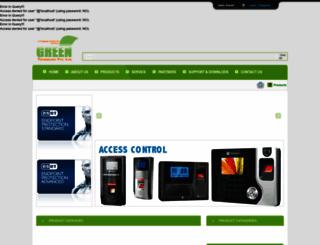 greentechnology.com.np screenshot