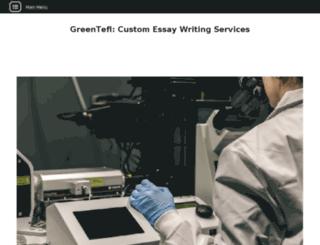 greentefl.com screenshot