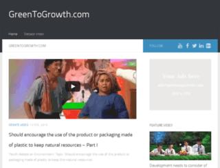 greentogrowth.com screenshot