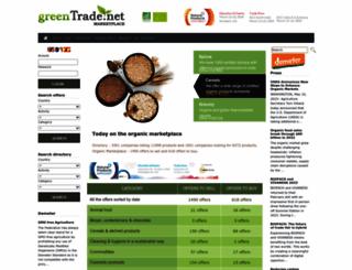 greentrade.net screenshot