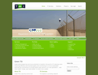 greentsi.com screenshot