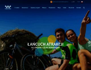 greenvelo.pl screenshot