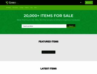 greenvertex.com screenshot