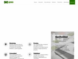 greenweekend.org screenshot