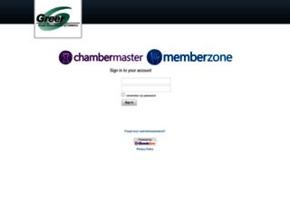 greerchamber.chambermaster.com screenshot