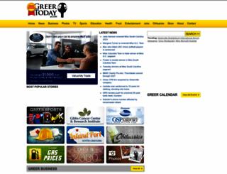 greertoday.com screenshot