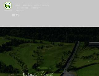 greethamvalley.co.uk screenshot
