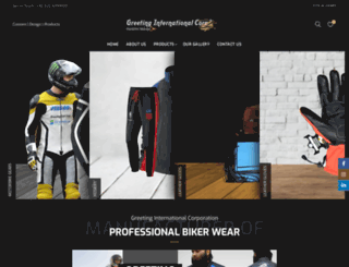 greetingint.com screenshot