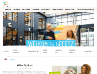 greetz.info screenshot