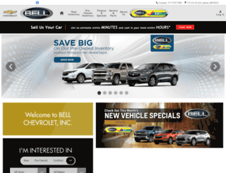 gregbell.com screenshot