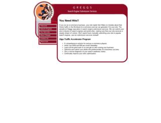 greggs.com screenshot