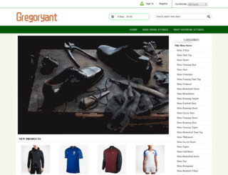 gregoryantonetti.com screenshot