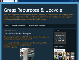 gregsresurrectionstore.blogspot.com screenshot