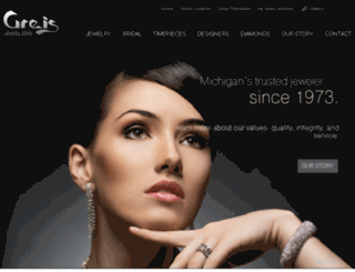 greisjewelers.worldsecuresystems.com screenshot