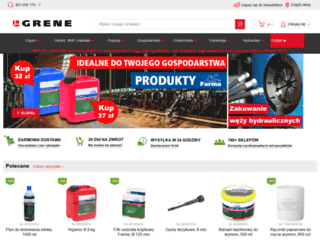 grene.pl screenshot