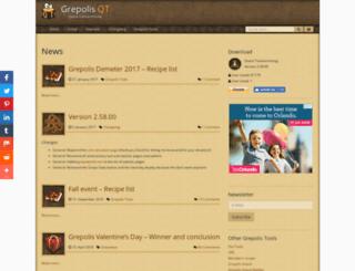 grepolisqt.de screenshot