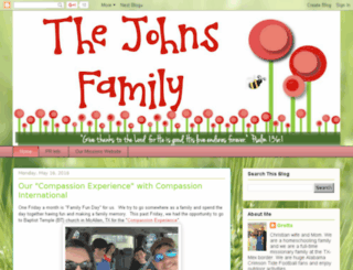 grettajohns.blogspot.com screenshot