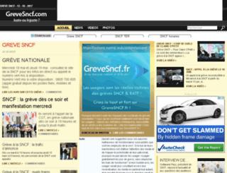 grevesncf.com screenshot