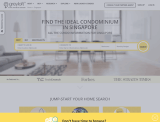 greyloft.com screenshot