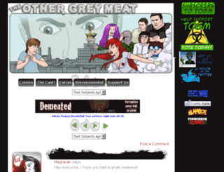 greymeat.com screenshot