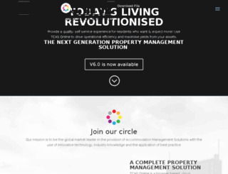 greystar.onlinesecuredaccommodation.com screenshot