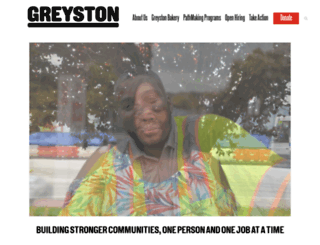 greyston.com screenshot