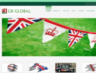 grglobal.eu screenshot